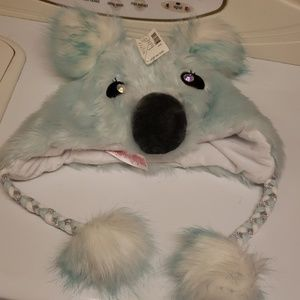 Justice Accessories - Justice new koala beanie